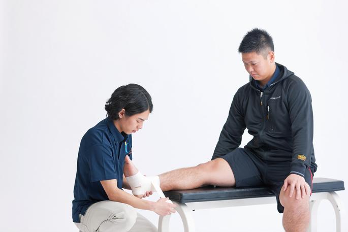 日本スポーツ協会公認 アスレティックトレーナー(AT)